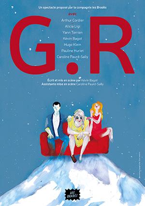 Affiche du spectacle GR